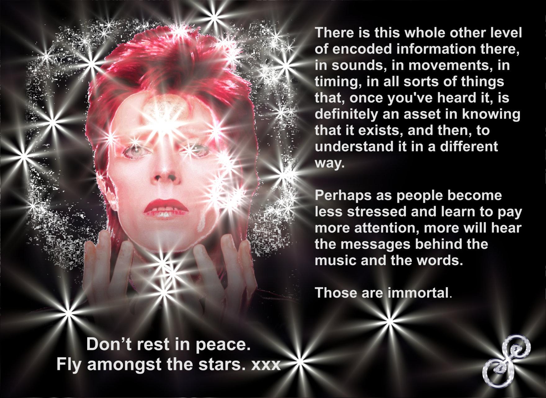 David Bowie: Eyes Of Night Wide Open