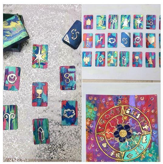 Anne Sweet Art Symbols