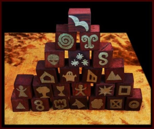 Building Blocks Genius Symbol Set