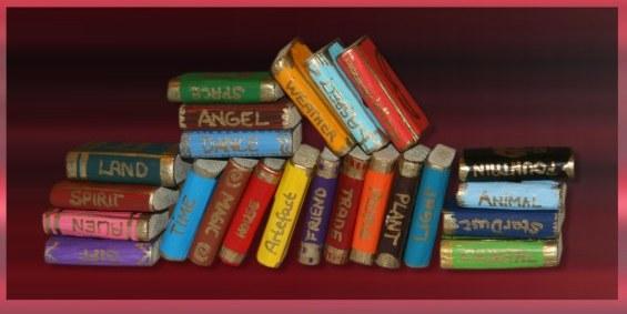 Little Books Genius Symbol Set