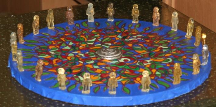 Genius Symbols Little Men Set